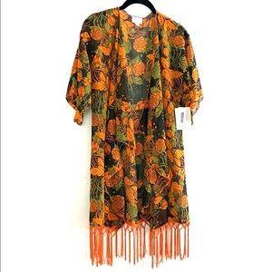 New LULAROE Monroe Kimono Size Small